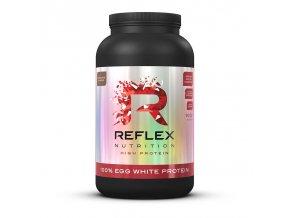 100% Egg White Protein 900g čokoláda