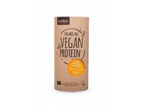 Vegan Protein MIX BIO 400g natural (dýně, slunečnice, konopí)