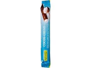 Bio čokoládová tyčinka kokosový krém 22g