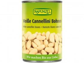 Bio bílá fazole sterilovaná 400g