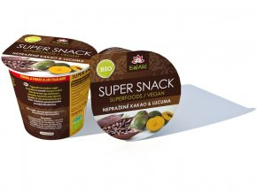 Bio SuperSnack raw kakao-lucuma 60g