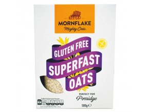 Superfast Oats 500g Gluten free