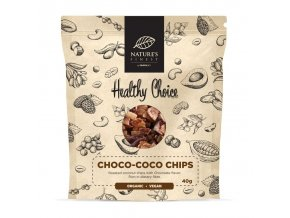 Choco-Coco Chips Bio 40g