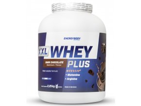 XXL Whey Plus Protein 2,25kg čokoláda