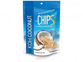 Kokosové chipsy originál 40g