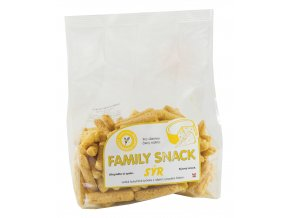 Family snack Sýr 165g