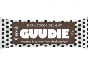Bio tyčinka s cizrnou Guudie kakao 35g