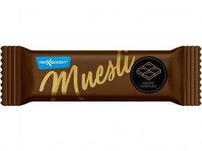 Muesli dvojitá čokoláda 30g