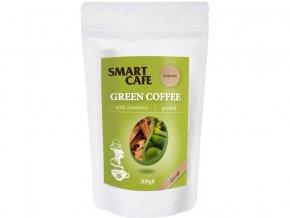 Bio Zelená káva se skořicí 200g