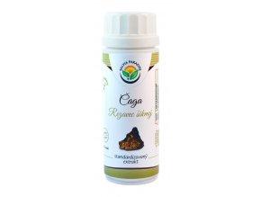 Čaga - rezavec šikmý standardizovaný extrakt kapsle 100 ks
