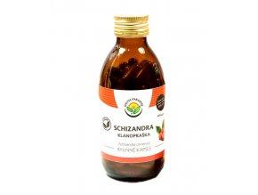 Schizandra bylinné kapsle