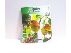 Jujube - cicimek datlový semena 2 Ks