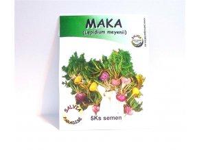 Maca - Lepidium meyenii semena 5 Ks