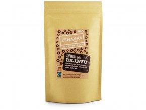 Bio espresso směs Dejavu - zrnková káva 250g