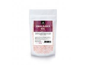 Himalajská sůl růžová hrubá 250g