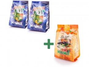AKCE 2+1 - 2x Minimix Frukvik + 1x Minimix Dr.Light Fruit