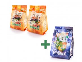 AKCE 2+1 - 2x Minimix Dr.Light Fruit + 1x Minimix Frukvik