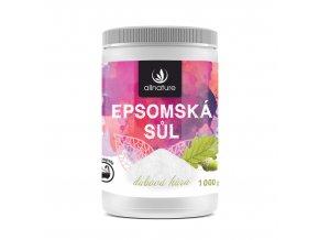 Epsomská sůl dubová kůra 1000g