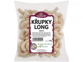 Křupky LONG rýžové 70g