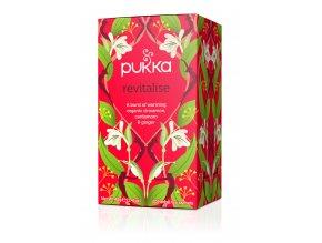 Bio čaj Revitalizační vyrovnání Kaphy 20x2g