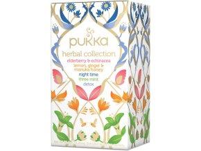 Bio čaj Herbal Collections 20x1,7g