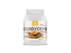 Cordyceps kapsle 100 cps