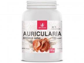 Auricularia Jidášovo ucho kapsle 100 cps