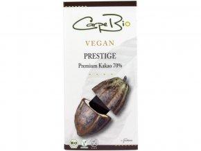 Bio Carpe hořká čokoláda 70% 100g