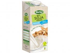 Bio Sójový drink Naturell BERIEF 1l min.trv. 09.09.2018