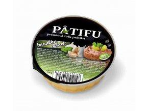 Patifu bazalka- česnek 100g