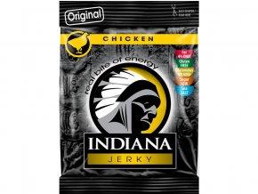 Indiana Jerky Kuřecí Original 25g