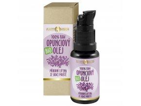 Bio Opunciový olej raw 15ml