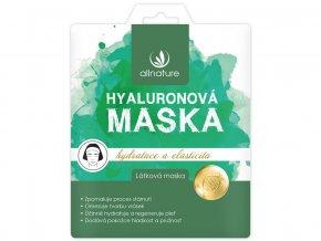 Maska hyaluronová 23ml