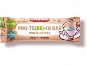 Tyčinka PRO-TE(BE)-IN white coffee 35 g