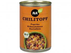 Bio Dušená směs chilli 400 g