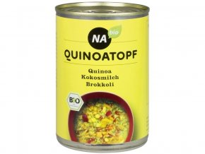 Bio Dušená směs quinoa 400 g