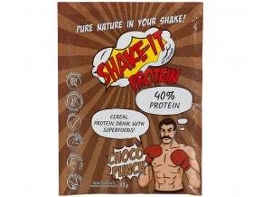 Shake-It Protein Choco Punch 15x35g