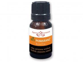 Bio esenciální olej 100% - Pomeranč 10ml