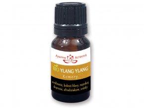 Bio esenciální olej 100% - Ylang ylang 10ml, min. trv. 1.7.2019