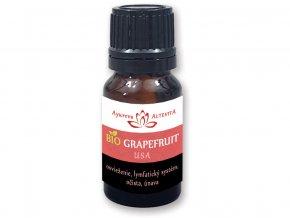 Bio esenciální olej 100% - Grapefruit 10ml