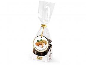 Mandle v čokoládě - dárkový sáček 100 g