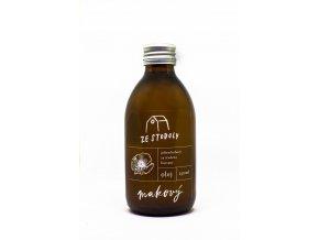 Makový olej 250ml za studena lisovaný