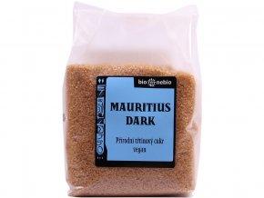 Přírodní třtinový cukr Mauritius Dark 400g
