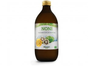 Bio Noni 100% šťáva premium quality 500ml