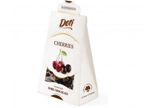 Višně v čokoládě - dárková taštička 100g