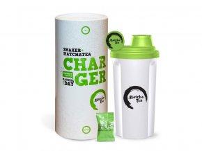 Bio Matcha Tea Charger, 30g + šejkr Z500