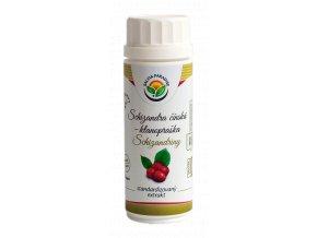 Schizandra standardizovaný extrakt kapsle 60 ks