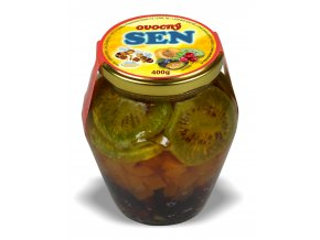 Med se sušeným ovocem Medový sen 400g