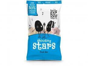 Bio ovocné bonbóny Shooting stars 75g - ovocná příchuť