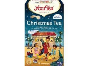 Bio Vánoční yogi tea 17x2,1g